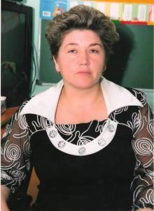 Репина Ирина Михайловна